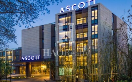 Ascott Hengshan is one of the best-known service apartments here in Shanghai. The 38-storey modern building offers around 300 fully-furnished luxury apartments. Residents are offered complete club facilities and amenities in this 5-star hotel. Highly professional management provides housekeeping