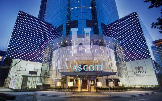 The Ascott Huaihai Shanghai is located on the bustling Huaihai Road