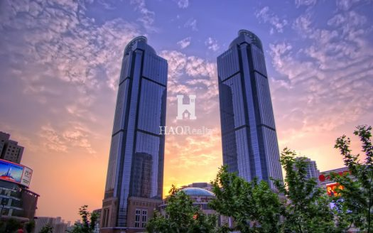 Grand Gateway in Xujiahui is primarily known for being a high-end shopping mall