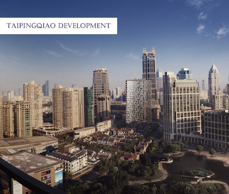 Taipingqiao Shanghai Xintiandi