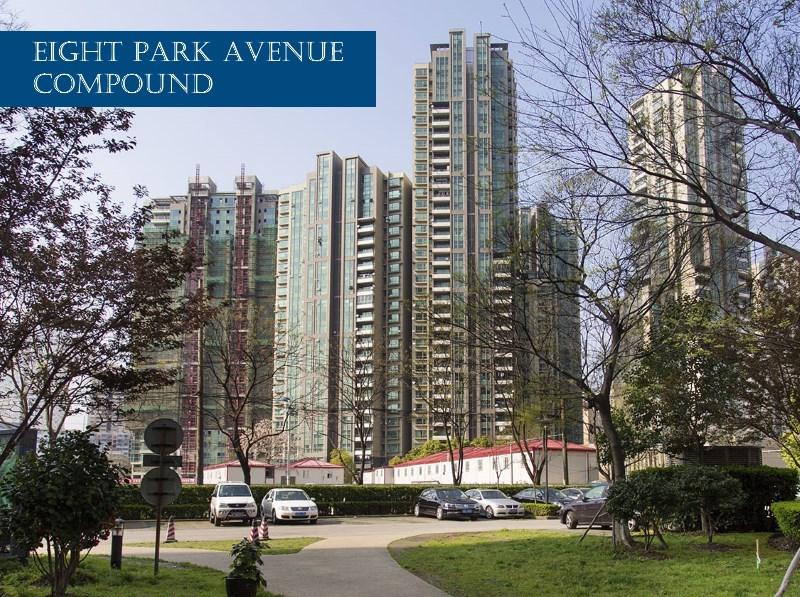 One Park Avenue Jingan Temple Apartments for rent