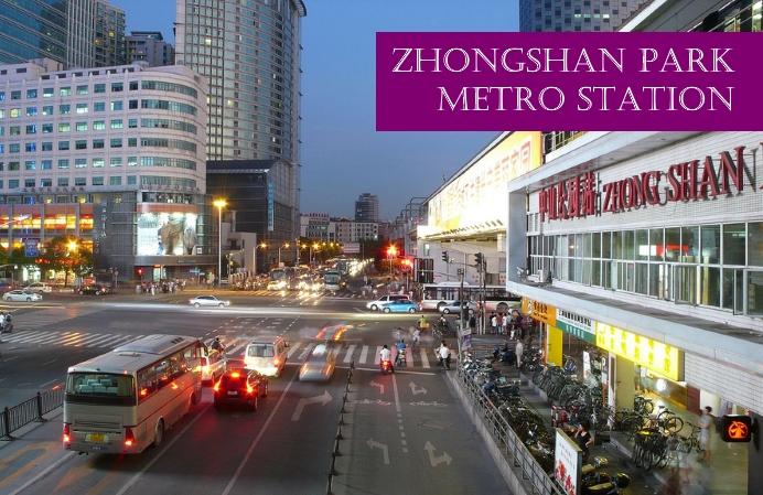 Metro Zhongshan Park Shanghai