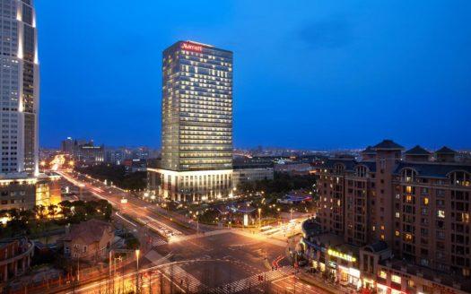 Marriott Jinqiao serviced apartments