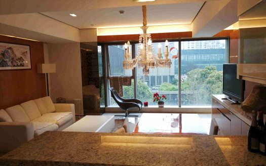 Bright 2BR Apartment in Baccarat HAO Realty Shanghai HAOAW008617