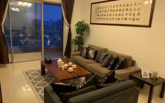 Bright 2BR Apartment in Furongjiang Road HAO Realty Shanghai HAOEC005551