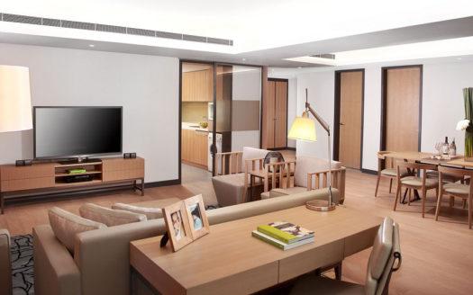Fraser Residence 3BR Service Apartment Shanghai (1)