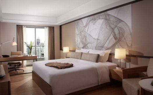 Fraser Residence Service Apartment Studio Shanghai Downtown (1)