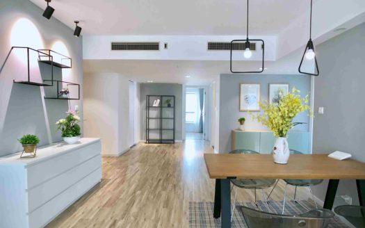 Modern 4BR Apartment in Oriental Manhattan HAO Realty Shanghai HAOLC002249