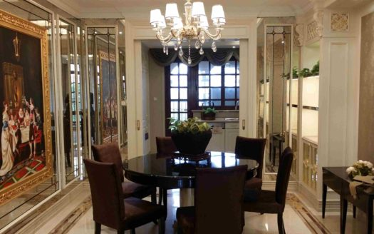 Modern Design 3BR Apartment w/Wall Heating in Minhang HAO Realty Shanghai HAOEC002707