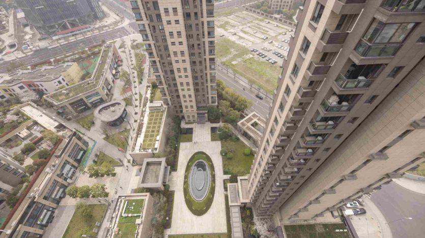 Nice 1BR Service Apartment w/Wall Heating @Xuhui Riverside HAO Realty Shanghai HAOEC007821