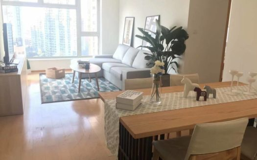 Nice 2BR Apartment in Waterfront Garden HAO Realty Shanghai HAOEC005668