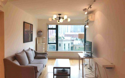 Spacious 2BR Apartment in Oriental Manhattan HAO Realty Shanghai HAOLC008025