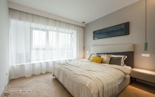 Spacious 3BR Apartment in Eight Park Avenue HAO Realty Shanghai HAOLC008190