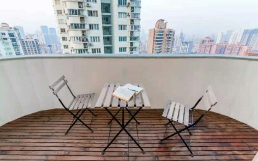 Spacious 3BR Modern Apartment w/Floor Heating at South Shanxi Road 888 HAO Realty Shanghai HAORZ001420
