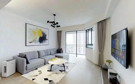Spacious 4BR Apartment w/Floor Heating in Central Residences HAO Realty Shanghai HAOAW003875