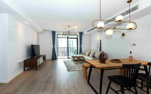 Spacious 4BR Modern Apartment at South Shanxi Road 888 HAO Realty Shanghai HAORZ001402