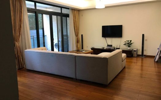 Spacious 4BR Modern Apartment w/Wall Heating at Yanlord Riverside Garden HAO Realty Shanghai HAOAW001712