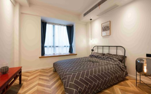 Spacious 4BR Old Apartment w/Floor Heating at South Wulumuqi Road 1 HAO Realty Shanghai HAORZ001432