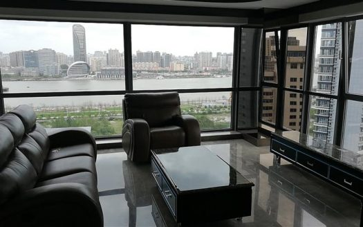 Sunny 3BR Apartment in Lujiazui CBD HAO Realty Shanghai HAOGG008765