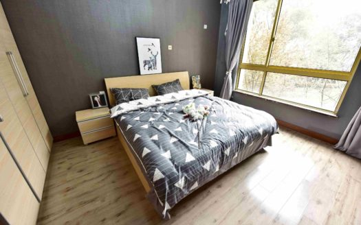 Sunny 3BR Apartment w/Wall Heating in Anshun Road HAO Realty Shanghai HAOEC008375