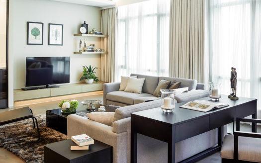 Times Square Apartments 3BR 239sqm Shanghai Xintiandi (2)
