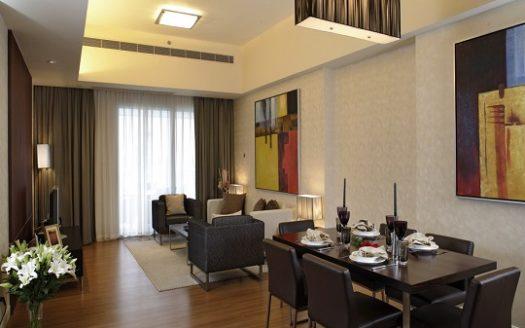 Grand Gateway 3BR Service Apartment Shanghai Xujiahui