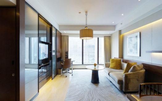 Mandarin Oriental Lujiazui Shanghai Service Apartment 3BR