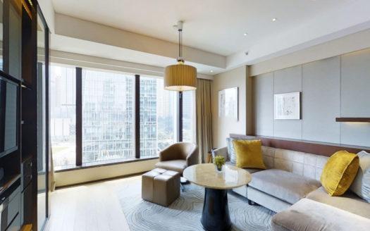 Mandarin Oriental 1BR Service Apartment Shanghai Lujiazui