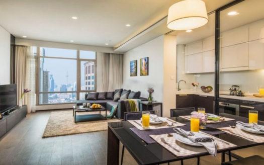 Times Square Service Apartment 1BR Shanghai Xintiandi