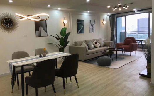 Bright 1BR Apartment w/Floor Heating in Xujiahui HAO Realty Shanghai HAOEC010626