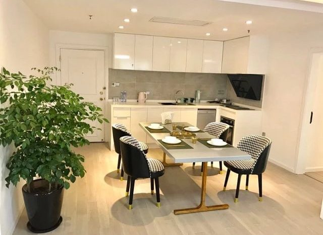 Bright 2BR Apartment w/Floor Heating in La Residence HAO Realty Shanghai HAOGG010049