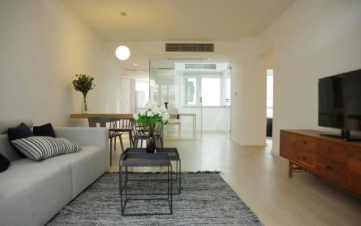 Bright 3BR Apartment w/Wall Heating in East Ronghua Road 46 HAO Realty Shanghai HAOEC010213