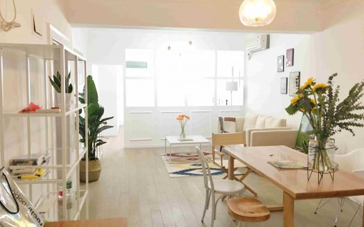 Cozy 1BR Lane House in Former French Concession HAO Realty Shanghai HAOJH010568