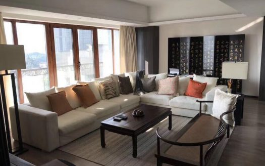 Cozy 3BR Service Apartment in Hengshan Forty-One HAO Realty Shanghai HAOAW010457