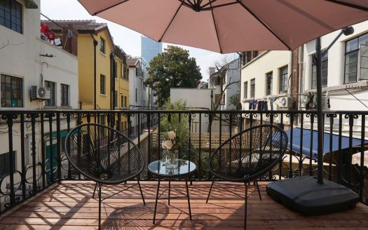 Gorgeous 1BR Lane House in Former French Concession HAO Realty Shanghai HAOSW010579