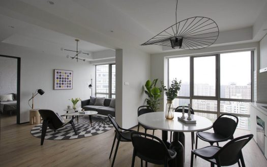Spacious 3BR Apartment next to Huangpu River HAO Realty Shanghai HAOLC010892