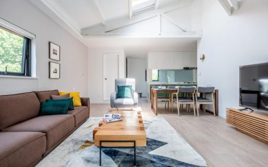 Spacious 3BR Lane House w/Floor Heating in Former French Concession HAO Realty Shanghai HAOSW011338