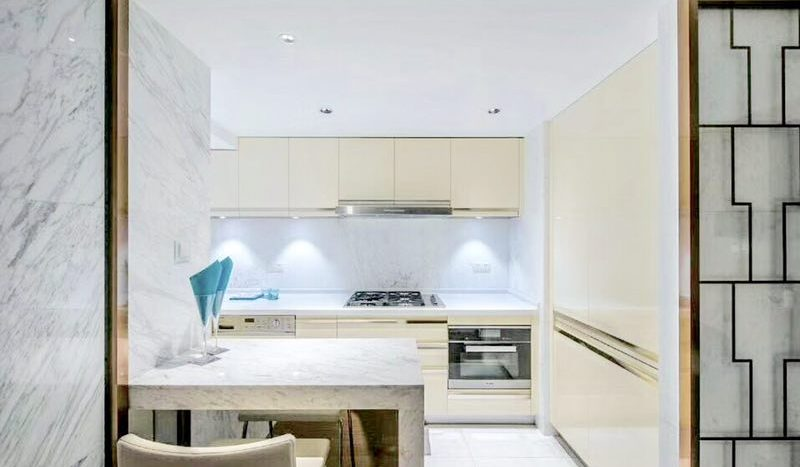 """Cozy 1BR Apartment w/Wall Heating in """"Acme Service Apartments"""" HAO Realty Shanghai HAOAG021659"""