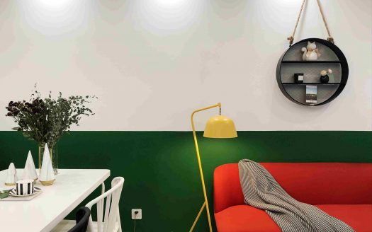 Cozy 2BR Apartment w/Floor Heating near Lujiazui CBD HAO Realty Shanghai HAOAG018817