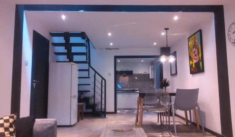 Spacious 1BR Lane House near Shanghai Library HAO Realty Shanghai HAOMS022332