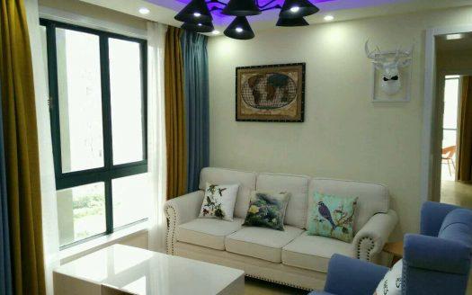 Spacious 2BR Apartment south of Xujiahui HAO Realty Shanghai HAOAG021098