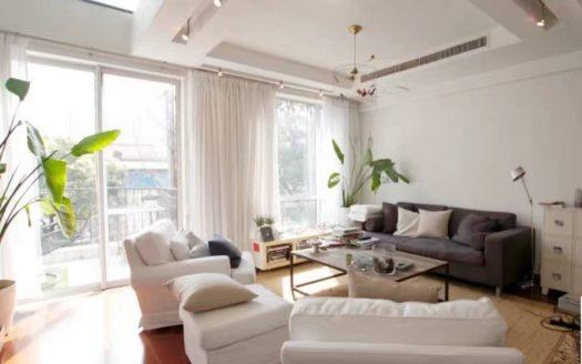 Spacious 3BR Apartment w/Floor Heating in Tomson Xingguo Garden HAO Realty Shanghai HAOSW021192