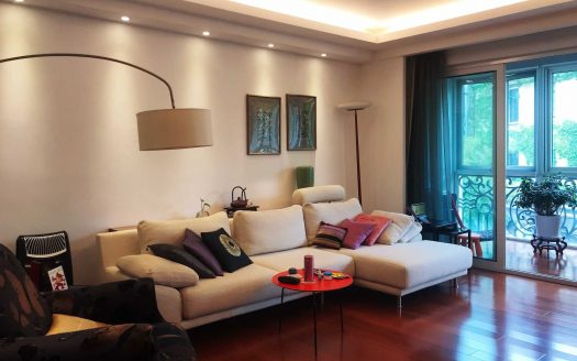 Spacious 3BR Apartment w/Floor Heating in Yongjia Road HAO Realty Shanghai HAOSW021131