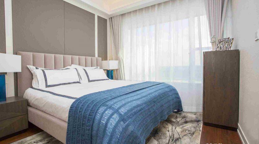 Spacious 4BR Apartment w/Wall Heating nr Oriental Sports Center HAO Realty Shanghai HAOAG023133