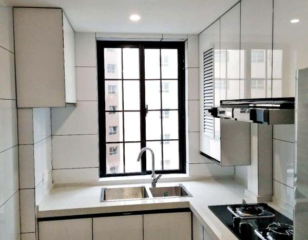 Cozy 1BR Apartment w/Floor Heating in Downtown HAO Realty Shanghai HAOAG025008