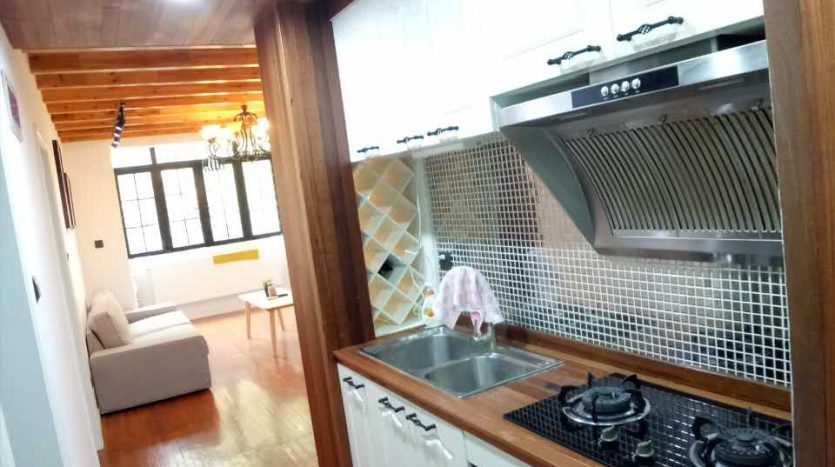 Cozy 2BR Apartment in Former French Concession HAO Realty Shanghai HAOMS025274