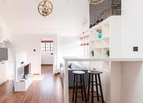Cozy 2BR Lane House in Former French Concession HAO Realty Shanghai HAOAG025968