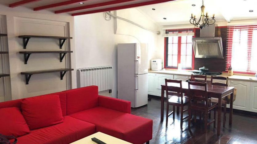 Cozy 2BR Lane House in Former French Concession HAO Realty Shanghai HAOMS023912