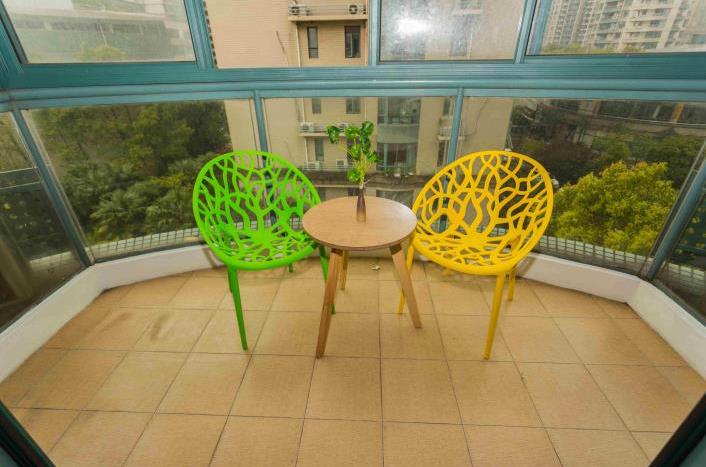 Cozy 4BR Apartment in Da'an Garden HAO Realty Shanghai HAOMS024741