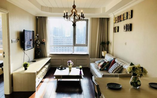 Good 1BR Service Apartment in Bojueju HAO Realty Shanghai HAOMS023889